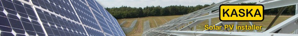 field mounted pv system