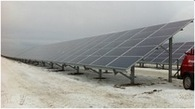 Construction of solar power systems